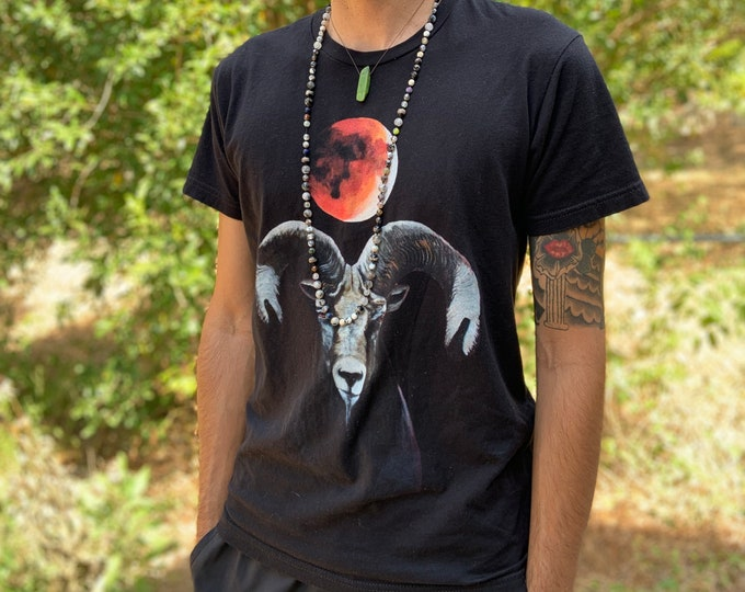Blood Moon Ram T-Shirt