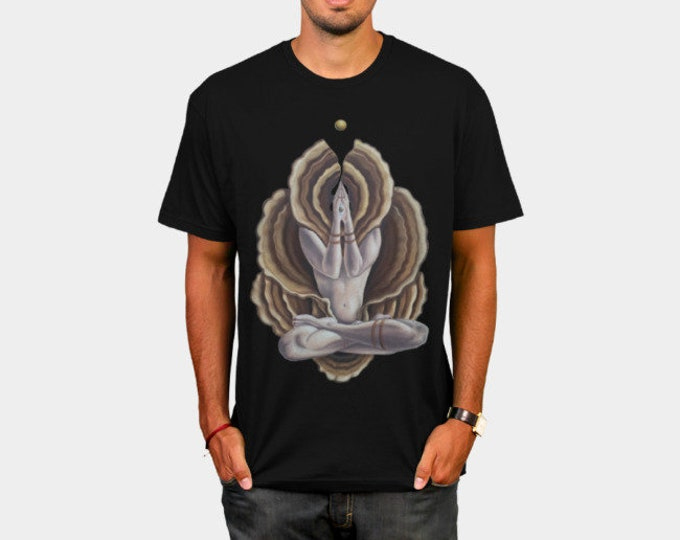 Mother Fungi - Surreal Mushroom T-Shirt & Tank