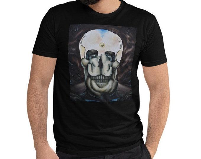 The Cavern of Hidden Truths Short Sleeve T-shirt