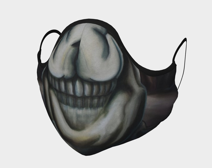 The Cavern of Hidden Truths Mask