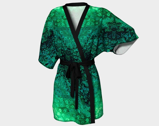 Green Eye Kimono