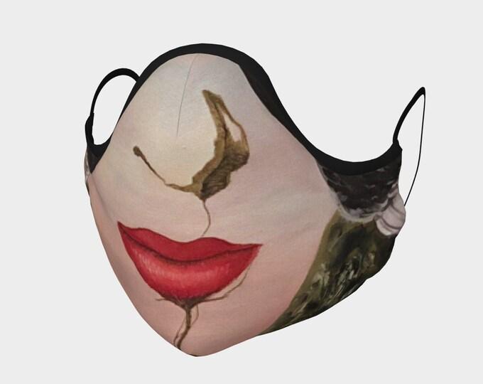 Healing Window Face Mask