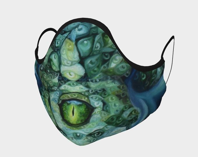 Crock-Eye-Dial Face Mask