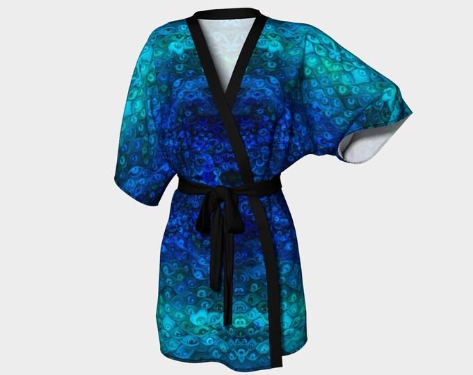 Sea of Eyes Kimono