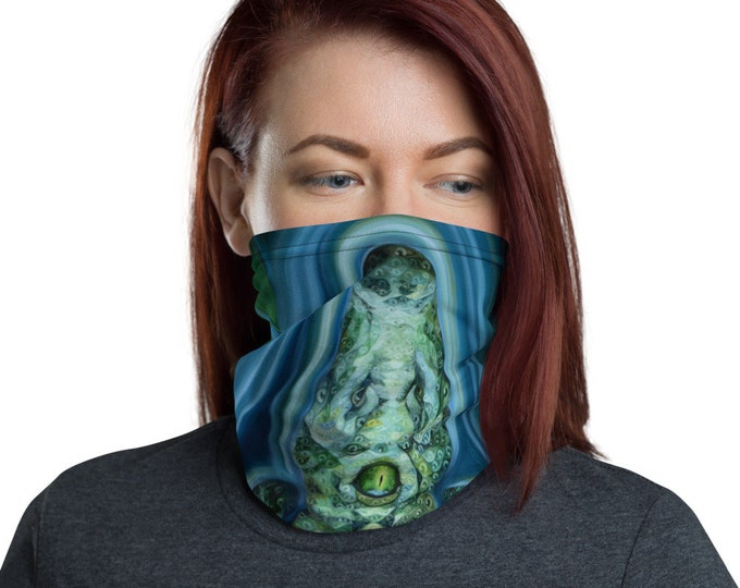 Crock-Eye-Dial Neck Gaiter
