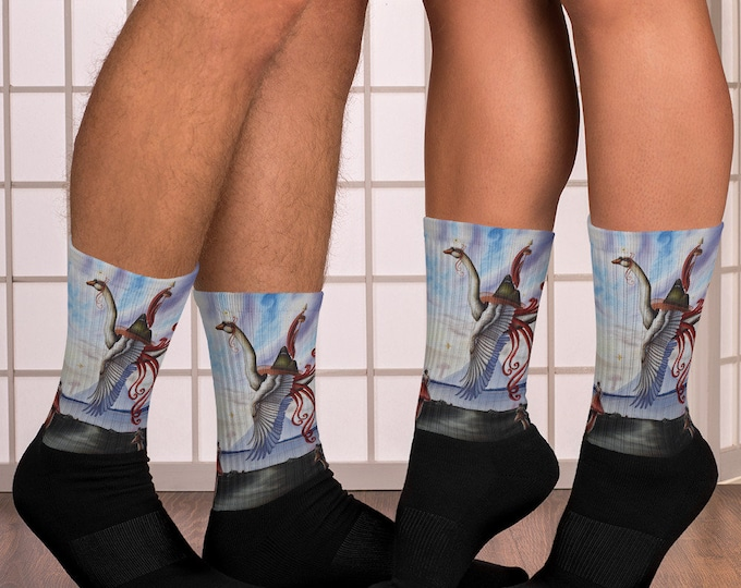 Dream Boat Socks