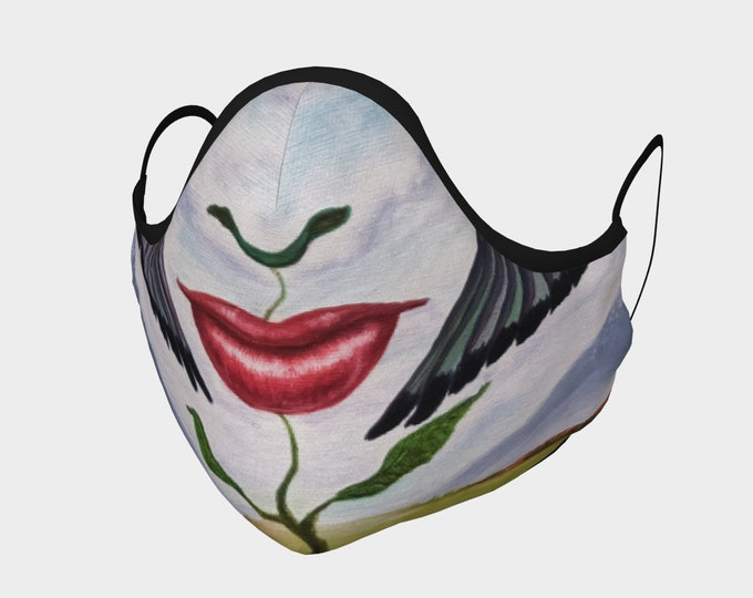 Hypnotic Eclipse Mask