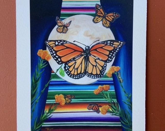 "Transformation by Rosemary Allen- 5""x7"" Fine Art Print"