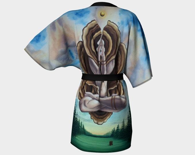 Mother Fungi Kimono