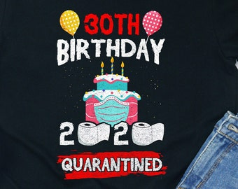 30th Birthday t-shirt this is what 30 and awesome looks like funny gift idea d9