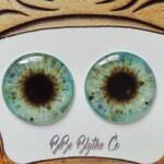 Blythe Eye Chips - Middie, Petite & Pullip Eye Chips, Realistic Doll Eyes, Custom Blythe Doll Eye Chips, Blythe Custom, Blythe Eyes B46