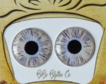 Blythe Eye Chips - Middie, Petite & Pullip Eye Chips, Custom Blythe Eyechips, Realistic Doll Eyes,  Blythe Custom, Blythe Eyes B56
