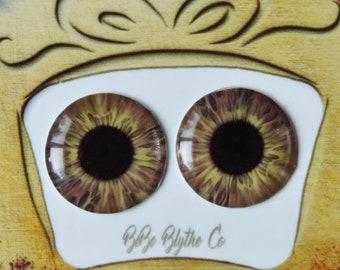 Blythe Eye Chips - Middie, Petite & Pullip Eye Chips, Custom Blythe Eyechips, Realistic Doll Eyes,  Blythe Custom, Blythe Eyes A3