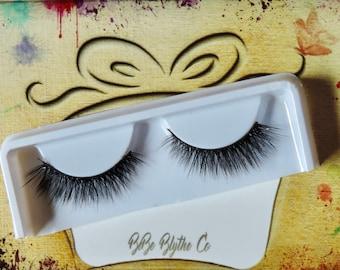 Fake Eyelashes for Custom Blythe Doll, Fake Eye Lashes, Black Eyelashes, Black Blythe Eyelashes, Doll Eyelashes, Custom Blythe, Blythe Doll