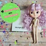 Icy Doll for Customizing, Icy Doll Parts, Custom Icy, Icy Custom, Icy, Icy Dolls, Icy Doll Kit, Factory Blythe, Blythe Dolls