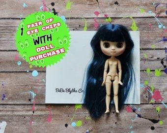 Middie Blythe Doll for Customizing, Blythe Doll Parts, Custom Blythe, Blythe Custom, Blythe, Blythe Dolls, Blythe Doll Kit, Factory Blythe