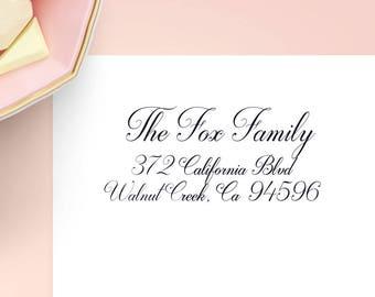 Invitation Address Etsy