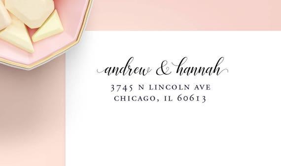 address labels return address labels wedding address labels etsy