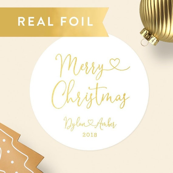 Custom Christmas Gifts.Gold Christmas Stickers Calligraphy Sticker Personalized Christmas Label Custom Christmas Tags For Gifts Clear Christmas Gift Stickers