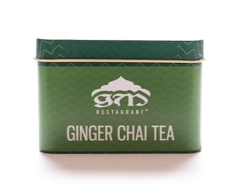 Ginger Chai Tea