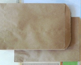 White Paper Bags Etsy