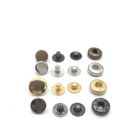 30 sets a package.831 Button.Spring clasp.Snaps 15 mm copper snap rivet Clothin
