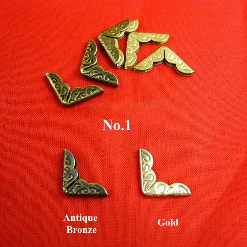 Gold Tone coin Fermoir Case Butterfly Sac Ceinture Twist Lock 1PC Sac à main accessoires