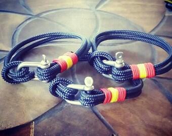 Bracelet shackle Spain