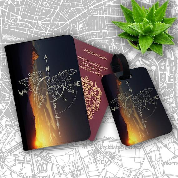 Nord Ost Süd-West Kompass Weltkarte Tattoo Reisende | Etsy