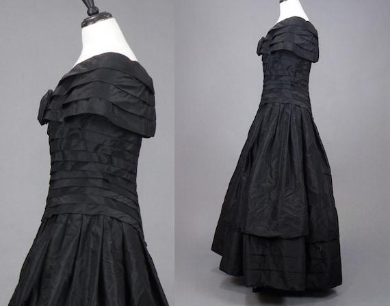 Vintage 1980s Arnold Scaasi Evening Dress, 80s De… - image 5