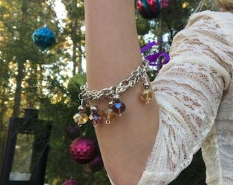 Little Girl Winter Wonderland Bracelet