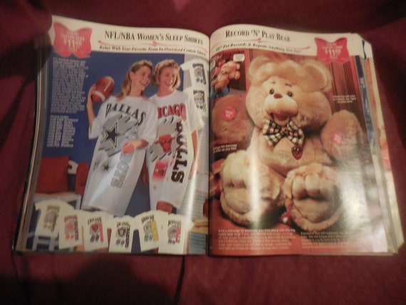 Ltd Christmas Catalog.1995 Christmas 95 Ltd Commodities Inc Catalog Sj