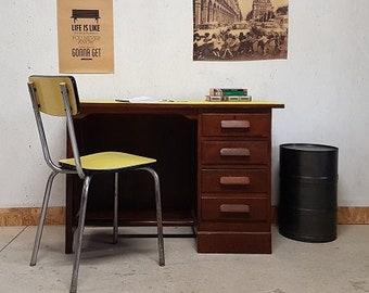 Commode vintage en bois etsy