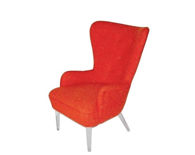 Ernest Race DA1 Lounge Chair