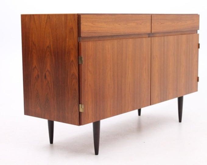 Danish Mid-Century Modern Rosewood Sideboard