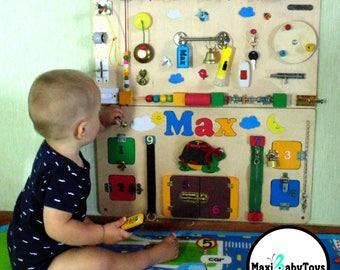 Baby & Toddler Toys | Etsy