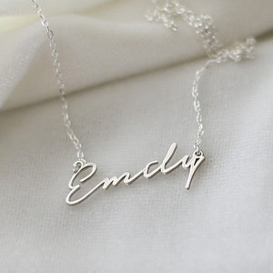 Angel wings  Name NecklaceName NecklacePersonalized JewelryPersonalized Necklace-InitialNecklace-Personalized GiftSpecial gift