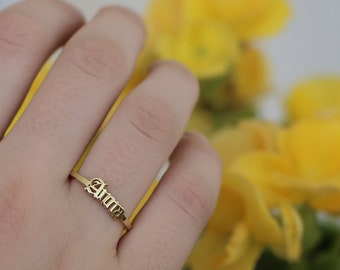 Gold Personalized