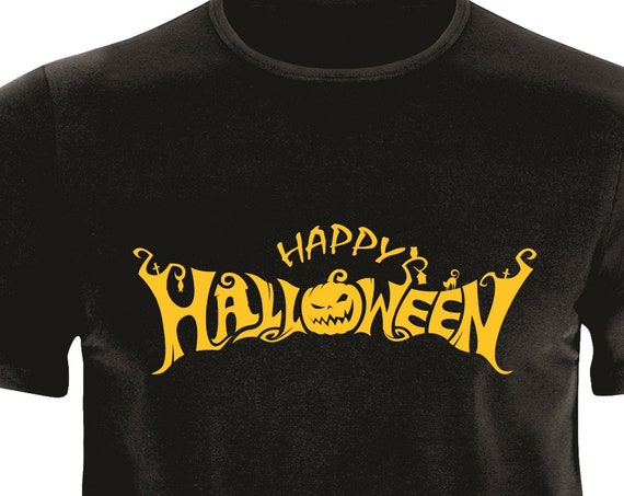 Halloween Party Shirt.IHappy Halloween|T-shirt to 6XL|Halloween lovers gift