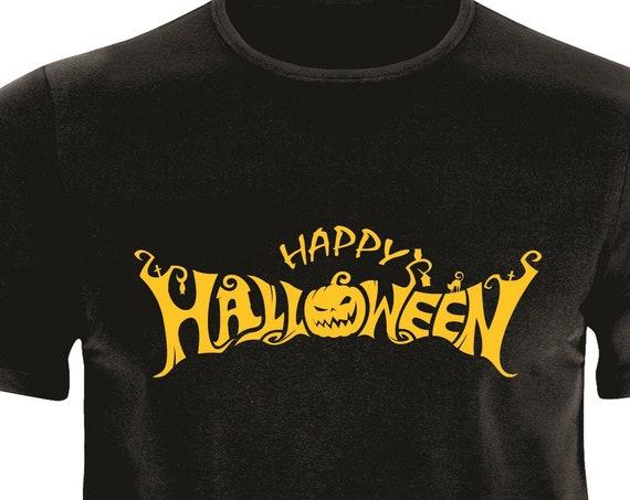 Halloween Party Shirt.IHappy Halloween|T-shirt to 6XL|Halloween lovers gift