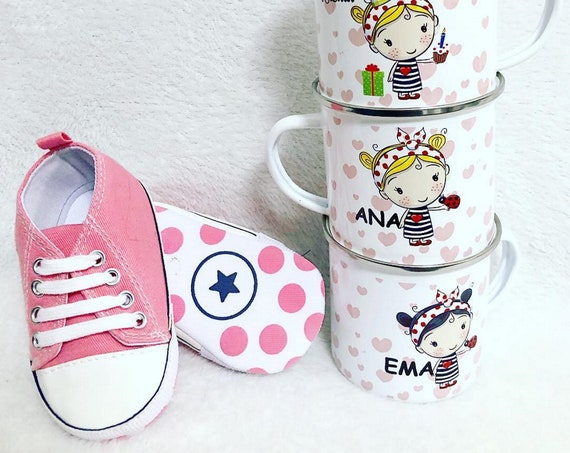 Customized cups for girls|Princess Cup|Personalized Kids Cup |Toddler cup|Kids Birthday Gift|Toddler first cup|girly cups|anamel cup|for her