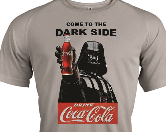 Star Wars shirt.Father's day gift.Funny Star wars shirt.Star Wars-lovers-Cola-Pepsi
