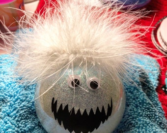 Items Similar To Abominable Snowman Sugar Cookies On Etsy
