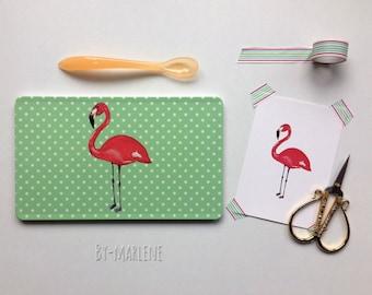Breakfast Board Flamingo