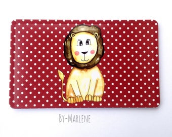 Breakfast Board lion