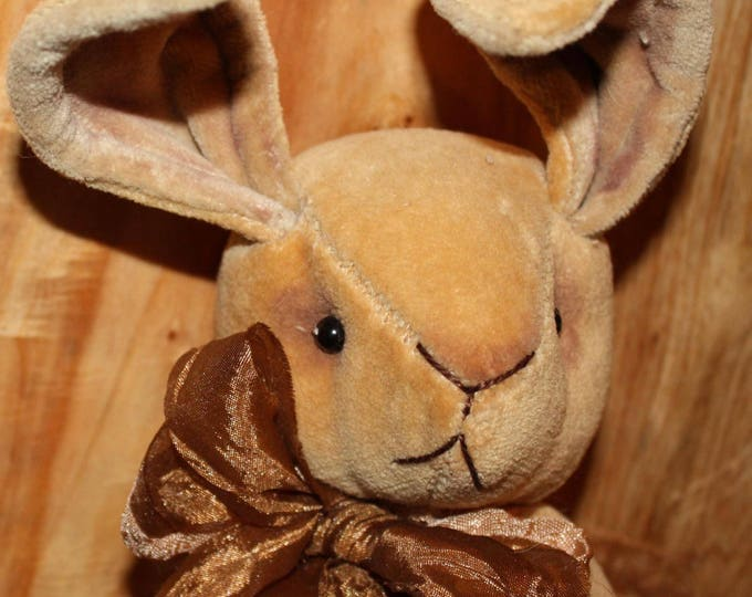 CH102E - Velveteen Rabbit Tutorial and Pattern ~ PDF Download Sewing Tutorial