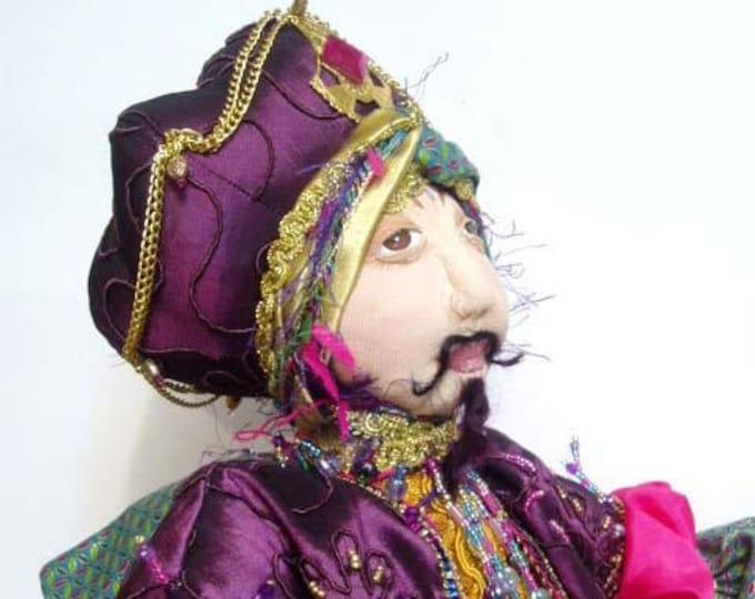 MM253E – Maharaja, A Complete Dollmaking Workshop - PDF