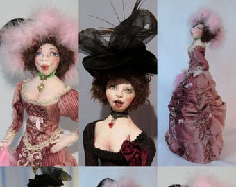Hello Dolly! - Cloth Doll Pattern - SM910E