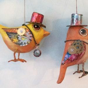 "/""Duck Troop/"" Folk Art Duck Sewing Pattern By Susan Barmore"