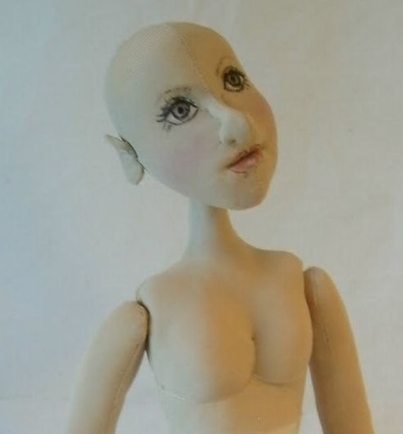 LL516E - Basic Doll Body